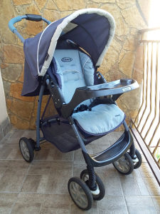 DJECIJA KOLICA za bebe GRACO MIRAGE ekstra