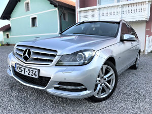 Mercedes-Benz C200 CDI 7G TRONIC PLUS - 2.Vlasnik