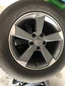 Audi alu felge 16