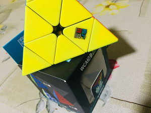 Rubikova kocka meilong pyraminx