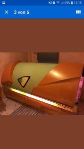 Solarijum soltron x60
