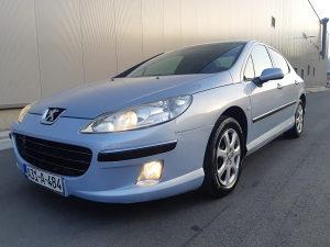 Peugeot 407 2.0i **TEK REG*NAVI*LIMUZINA*FULL**