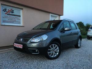 Fiat sedici 2,0d 4x4 05/2012
