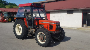 Traktor Zetor 7245