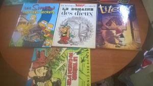 Francuski strip albumi
