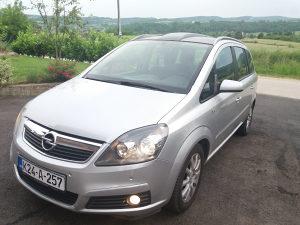 Opel Zafira B, 1.9 dizel, 2005.gp