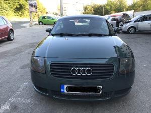 Audi TT moze zamjena