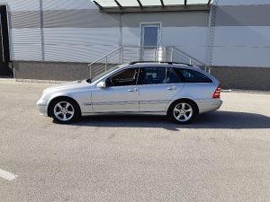 Mercedes-Benz C 200 CDI MODIFICIRANI MODEL 2005G AVANTG