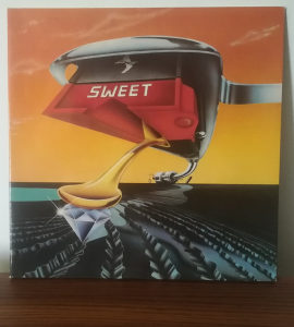 The Sweet - Off The Record LP