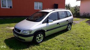 Opel Zafira 2.0 DTI Dizel