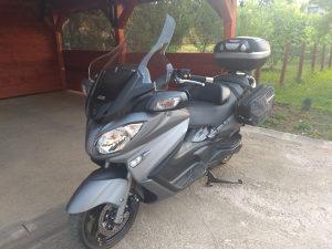 Suzuki Burgman 650 Novo,Novo