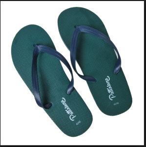 Muške japanke / papuče za plažu - zelene