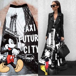 Suknja Miki Maus