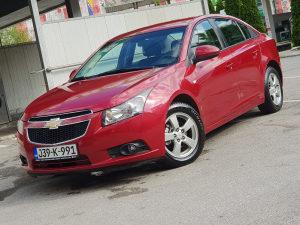 Chevrolet Cruze 1.6 2012g Sportpaket LS Full 126.000 km