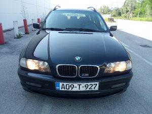 BMW E46 .2.0 d reg 15 .o9 .klima MOZE zamjena
