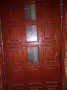 Ulazna vrata puno drvo korištena
