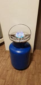 Plinska boca od 5 kg puna