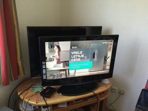 Lcd tv samsung 32 incha