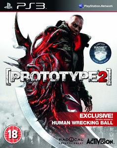PROTOTYPE 2 REDNET EDITION PS3 ORIGINAL