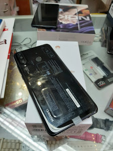 Huawei P30 Lite Crni Duos 128gb sa 4gb rama