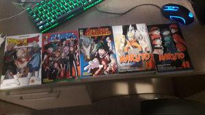 Manga Lot ( 5 komada )