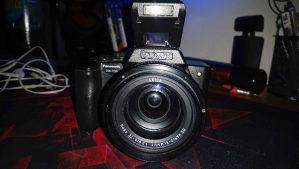 Fotoaparat Kamera Lumix DMC FZ20