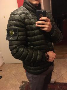STONE ISLAND muška jakna (perje)- Orginal