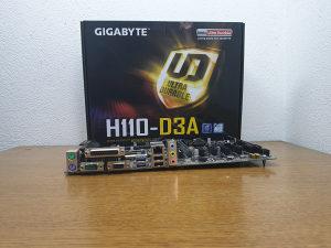 Maticna ploca Gigabyte GA-H110-D3A