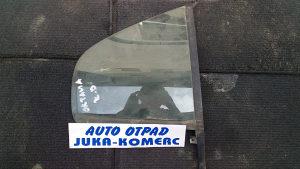Zadnje desno staklo vrata Skoda Oktavia 98-04 (bocno)