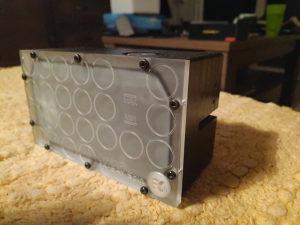 EK BAY Spin Rezervoar za vodeno hladjenje - water cooli