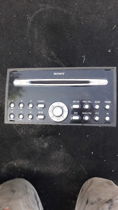 Radio cd mp3 ford focus 05 10 godina