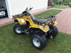 Quad/ cetverotockas/ATV