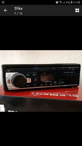 Auto radio bluetooth,sd card,aux,fm