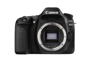 Fotoaparat CANON EOS80D Body