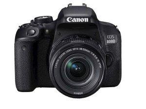 Fotoaparat CANON EOS800D 18-55IS