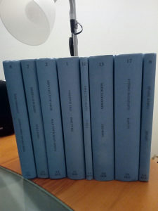 Komplet knjiga 1-8
