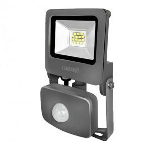 LED reflektor 10W sa senzorom 6400k IP65