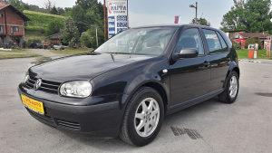 VW VOLKSWAGEN GOLF IV 4 1.6 BENZIN 155 000 PRESAO