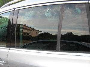 Zadnje lijevo staklo vrata vw tiguan 2010 god.