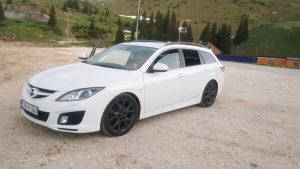 Mazda 6 lpg full oprema moze zamjena