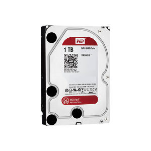 "HARD DISK WD 1TB Red WD10EFRX HDD 3,5"" SATA3"