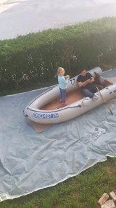 Gumeni Čamac Viking