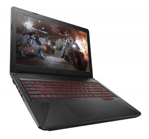 ASUS ROG TUF FX504GD - i5-8300H GAMING LAPTOP