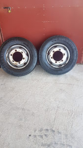 Gume 265/70/17.5 continental 065 729 180