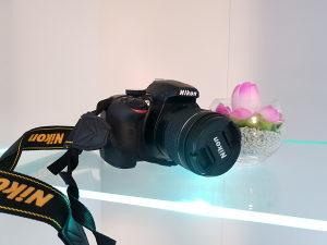 NIKON D3400 18-55mm f3.5-5.6G 64GB GARANCIJA 6 MJESECI