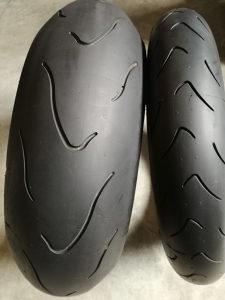 Set guma za motocikli 120/70/17 190/55/17
