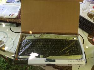 Tastatura ps/2 konektor