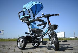 Tricikl/guralica/triciklo djecije - rotirajuce sjediste