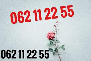 Ultra broj 062 11 22 55