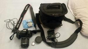 DSLR Fotoaparat CANON EOS 700D  -- 700 D